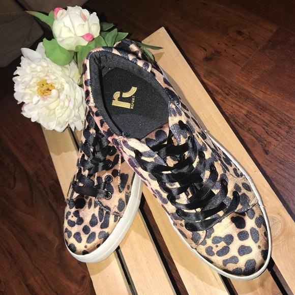 Report Shoes | Leopard Print Report